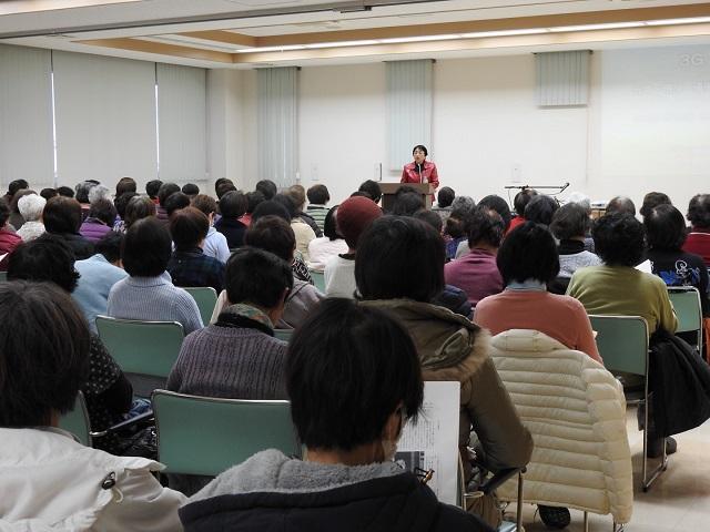 内藤いづみ講演会